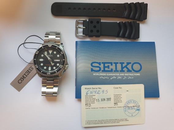 Relogio Diver Mergulho Seiko Skx007k1 Skx007 Skx