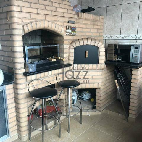 Casa Com 4 Dormitórios À Venda, 135 M² Por R$ 370.000 - Parque Odimar - Hortolândia/sp - Ca6810