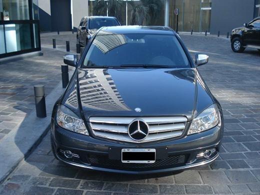 Mercedes-benz Clase C 1.8 C200 Kompressor Vendo O Permuto