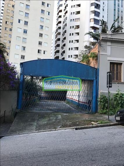 Terreno Residencial Para Venda E Locação, Higienópolis, São Paulo - Te0133. - 3371