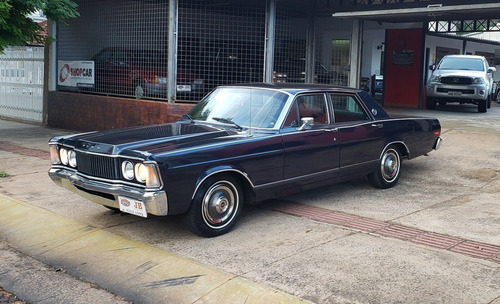 Ford Galaxie Ltd 1980 Automático. Único Dono De 1980 A 2020