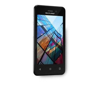 Smartphone Ms40s 4 8gb Android 6 Multilaser Branco - P9026