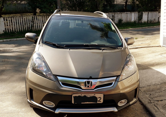 Honda Fit Twist 1.5 Automático