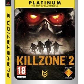 Killzone 2 Ps3 Mídia Física Semi Novo