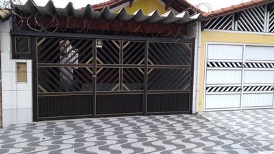Cle02 - Casa 2dorms 2vgs, Churrasqueira 300 Metros Da Praia