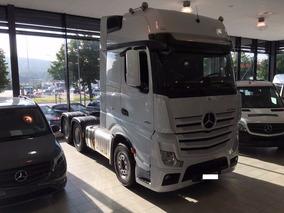 Mercedes-benz Axor 6x4 Com Bicaçamba 9 Eixos 0km