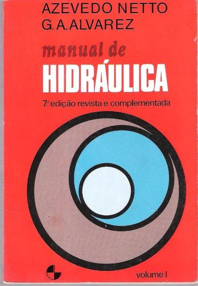 Manual De Hidráulica - Azevedo Netto - Volume 1 660