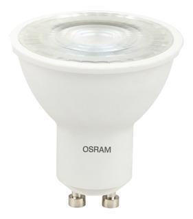 Lámp. Led Osram Dicro Rgbw Dimerizable X3 C/ Control Remoto