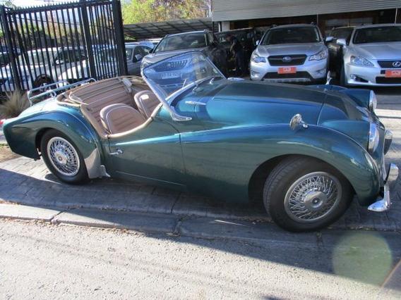 Triumph Tr3a 2.0 1959