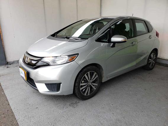 Honda Fit Ex Cvt 1.5 Automatico