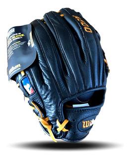 Luva Baseball, Glove Couro A500