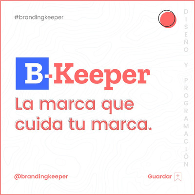 Diseño & Desarrollo Web | Branding Keeper | Php + Mysql + Js