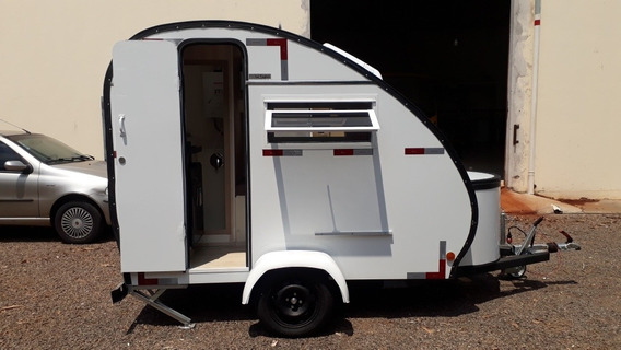 Mini Trailer / Trailer / Motorhome / Camping / Barraca