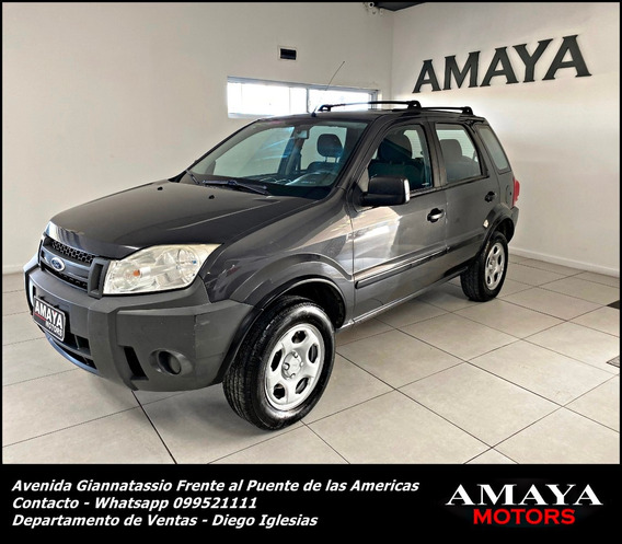 Ford Ecosport 1.6 Xls Mp3 4x2 !! Amaya Motors