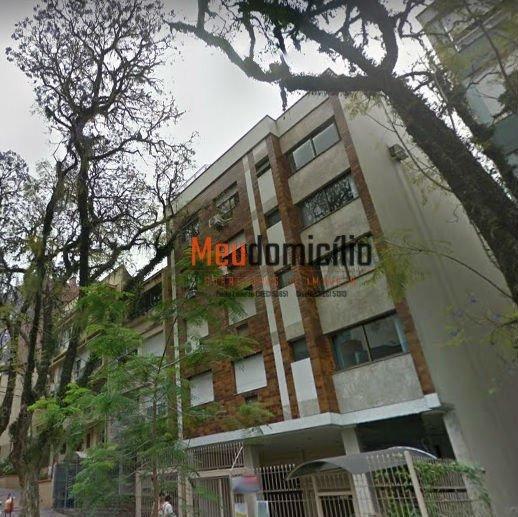 Apartamento A Venda No Bairro Bom Fim Em Porto Alegre - Rs. - 15614md-1