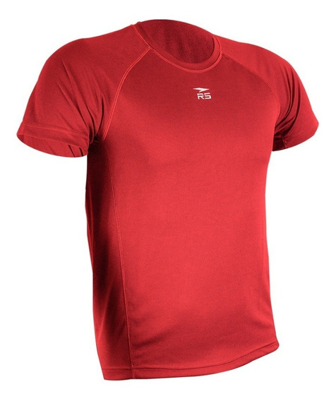 Franela Camisa Para Caballero Deportiva Rs Mc