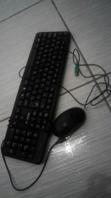 Teclado Multilaser E Mouse Optical Scroll