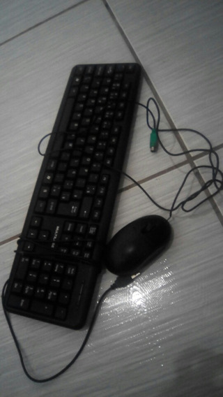 Teclado Multilaser E Mouse Optical Scroll
