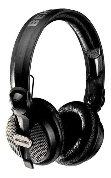 Headphone Behringer Hpx 4000 Original Com Garantia Proshows