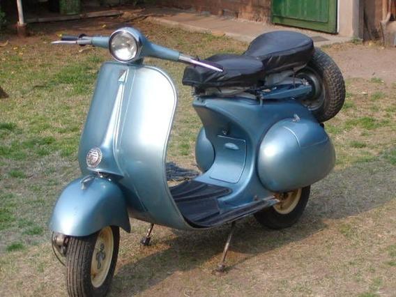 Vespa 150cc Año 1958 !!!