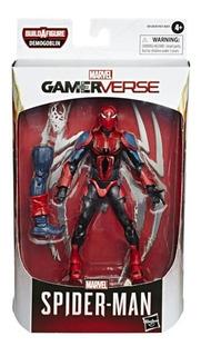 Spiderman Demogoblin Baf Marvel Legends Spider-armor Mk Iii