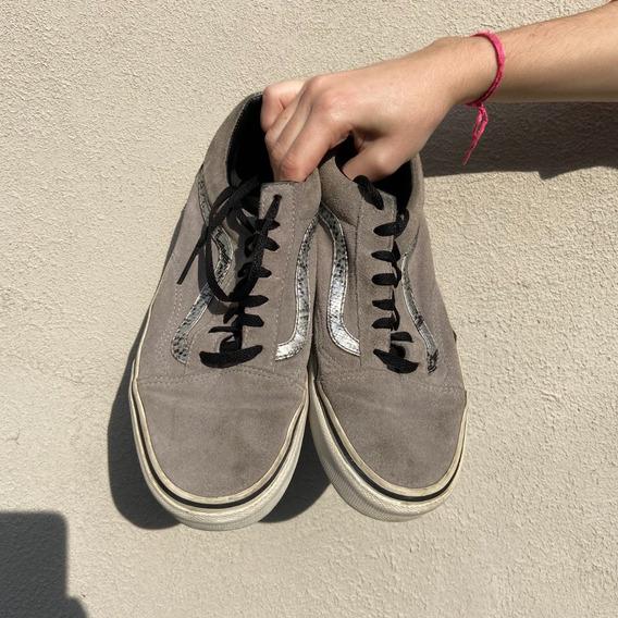 Zapatillas Vans Gamuza Importadas Modelo Edicion Limitada