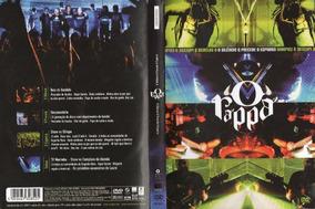 Dvd O Rappa - O Silêncio Q Precede O Esporro - Original