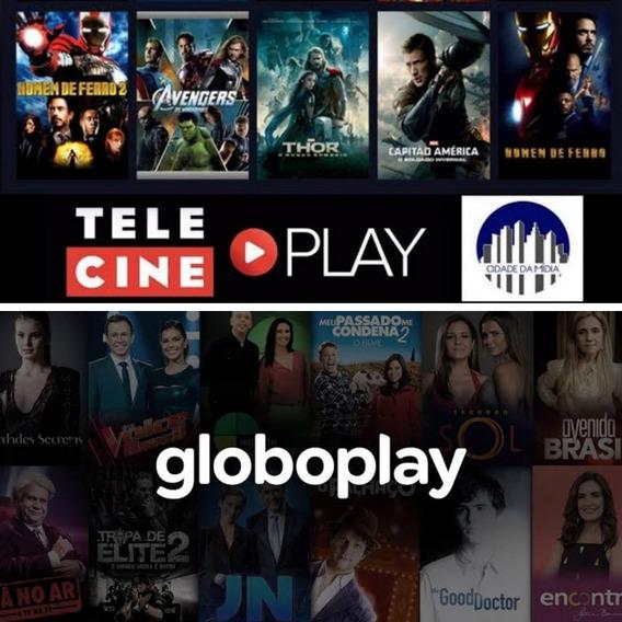 Telecine.play+globo.play!!! Envio Imediato Via Chat!!