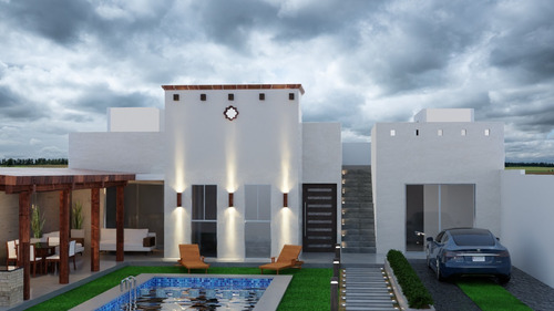 Imagen 1 de 14 de Casa En Oaxtepec Con Alberca