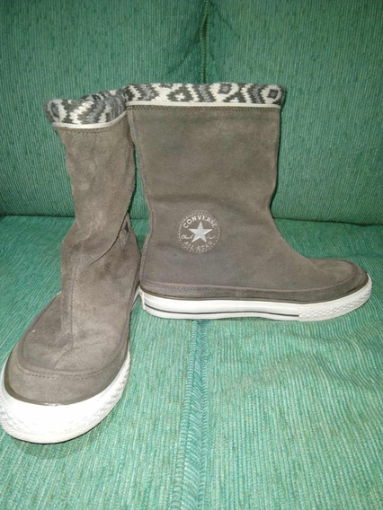 Botas All Star Converse Ideales Para El Frio