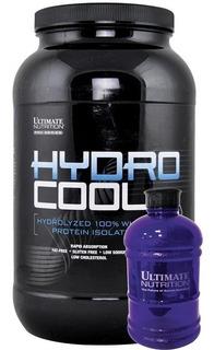 Hydrocool Whey Isolado E Hidrolisado 1,36kg Ultimate + Galão