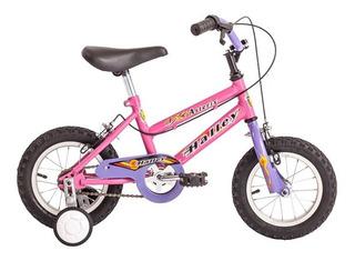 Bicicleta Halley R12 19035 Bmx Nena Modelo Nuevo