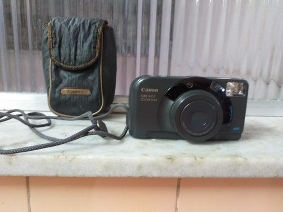 Câmera Fotográfica Canon Sure Shot Zoom Max