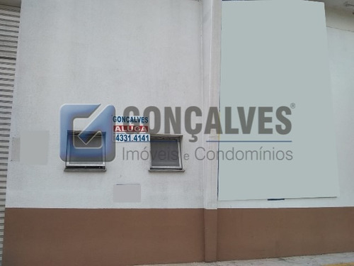Imagem 1 de 10 de Locação Salao Sao Bernardo Do Campo Demarchi Ref: 35319 - 1033-2-35319
