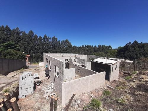 Chácara De 600 Metros Com Casa Em Construção  Em Serra Negra