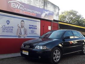 Audi A3 1.8 T 5 Puertas Negro Precio 100% Financiado