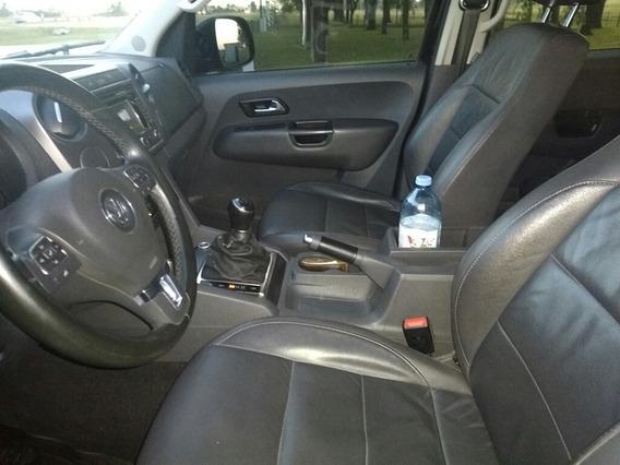Volkswagen Amarok 2.0 Cd Tdi 180cv 4x4 Highline C34 2015