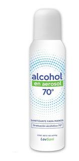 Alcohol En Aerosol 150 Ml Lovsani