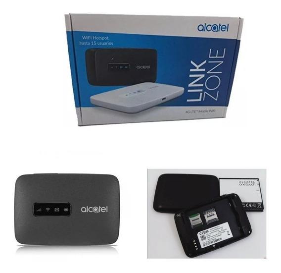 Router Wifi Liberado Todas Las Operadoras Marca Alcatel