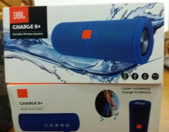Caixa De Son Bluetooth Jbl Charge 5