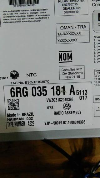 Código De Desbloqueio Para O Rádio Vw Qualquer Modelo!!!!