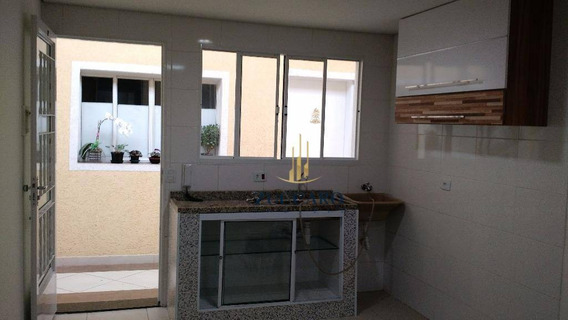 Kitnet Com 1 Dormitório Para Alugar, 50 M² Por R$ 780,00/mês - Vila Galvão - Guarulhos/sp - Kn0066