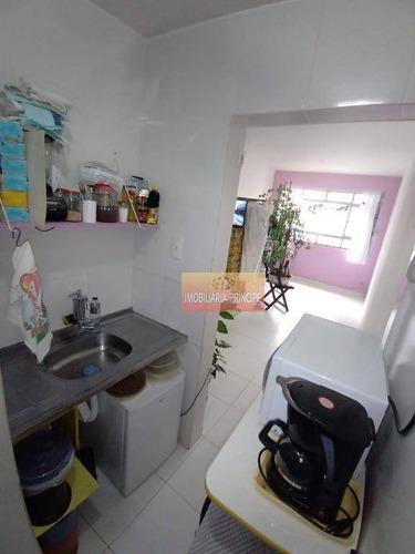 Studio Com 1 Dormitório À Venda, 30 M² Por R$ 150.000,00 - Liberdade - São Paulo/sp - St0056