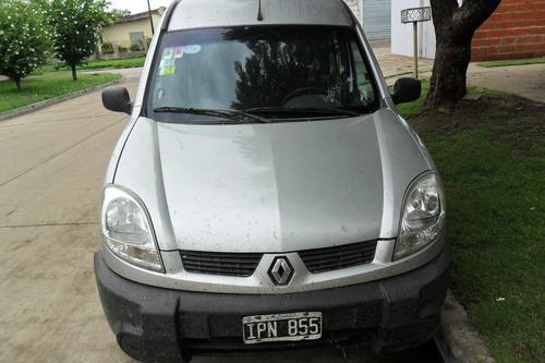 Imagen 1 de 14 de Renault Kangoo    2010 Gnc