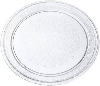 Plato Repuesto Horno Microondas - 24.5 Cms Multimarcas