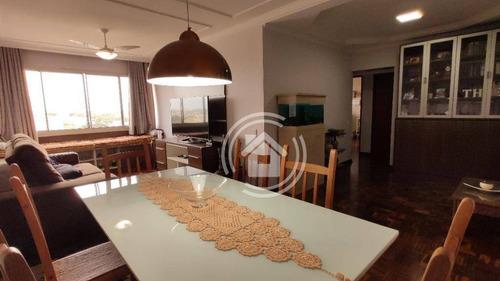 Apartamento Com 3 Dormitórios À Venda, 95 M² Por R$ 309.990,00 - Nova América - Piracicaba/sp - Ap0693