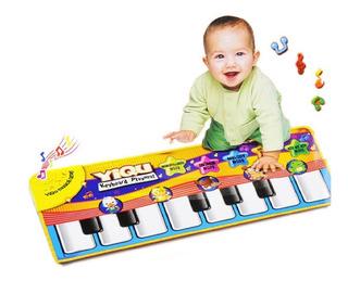 Tapete Musical Bebe -estimulacio - Unidad a $59990