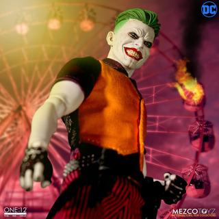 The Joker Prince Clown Of Crime One:12 Mezco