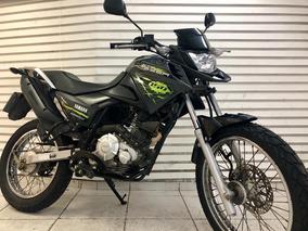 Yamaha Xtz 150 Crosser Ed Cinza