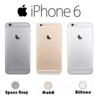 Carcaça Tampa iPhone 6 4.7 A1549, A1586, A1589 Gaveta Chip